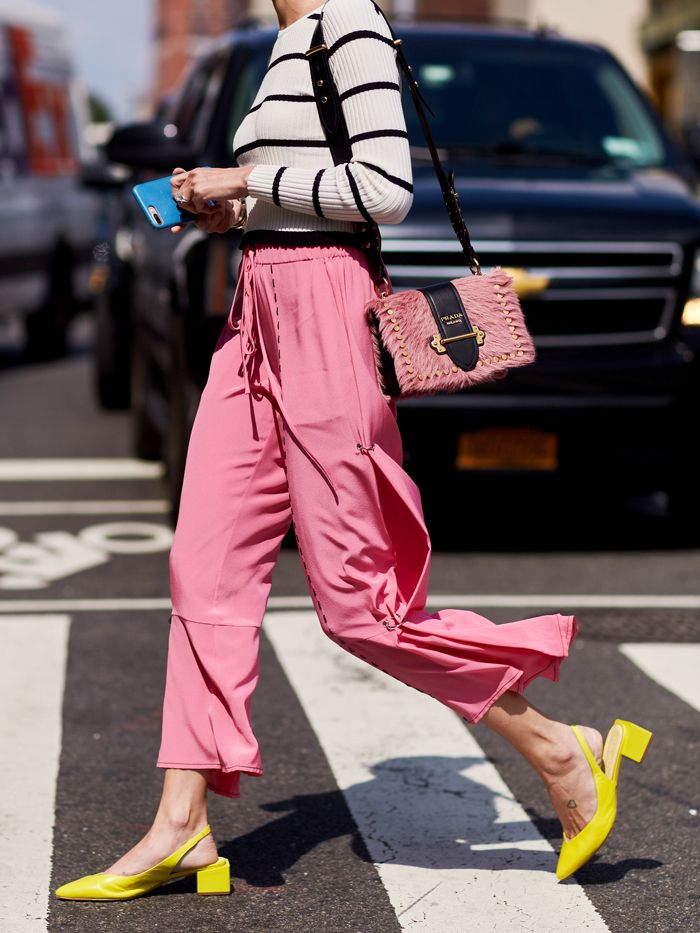 e32cbbba41198 The Best Shoe Colors to Wear With Every Outfit | Who What Wear