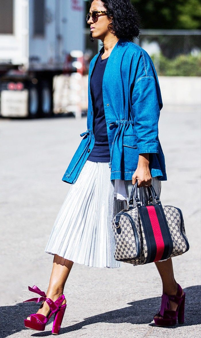 The Best Shoe Colors To Wear With Every Outfit Who What Wear