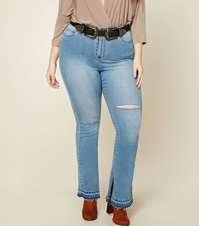 13 Quick Tips For Dressing Up Your Jeans Who What Wear