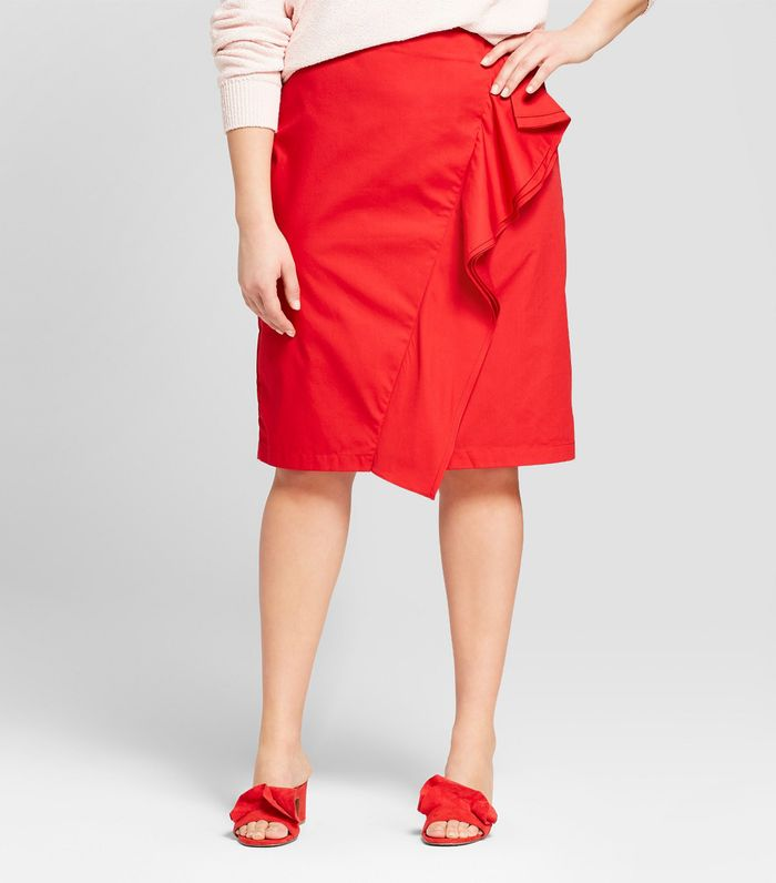 5055f179f1 The Types of Skirts for Every Body Type | Who What Wear