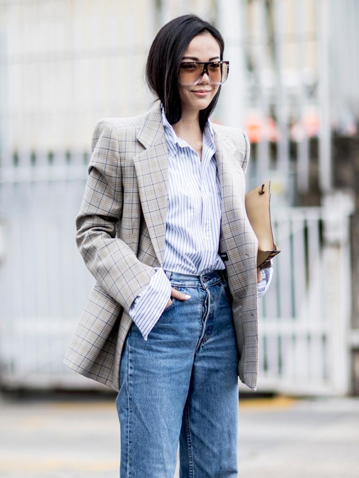 2675bb094cb2 How to Wear Boyfriend Jeans  7 Truly Genius Ways