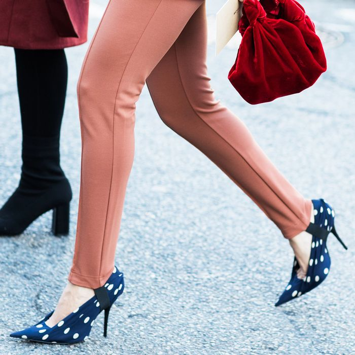 5e90c779bc00 The Secret to Wearing High Heels Without Any Pain