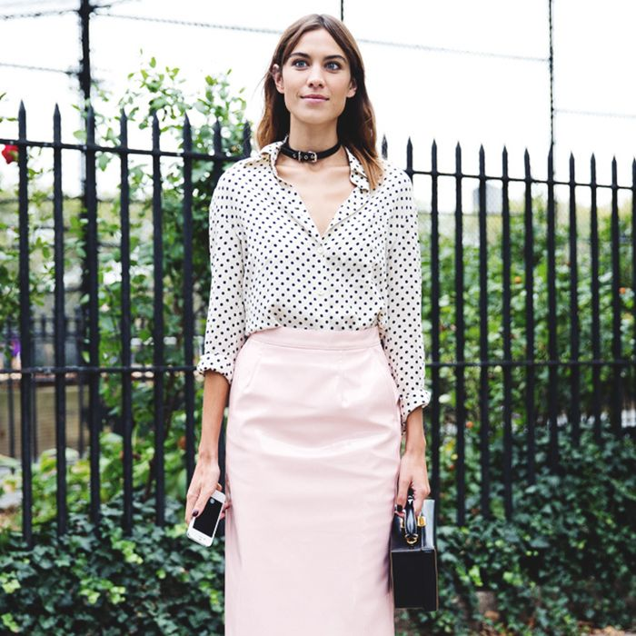 91d294dc194 How to Get Alexa Chung s Cool-Girl Style