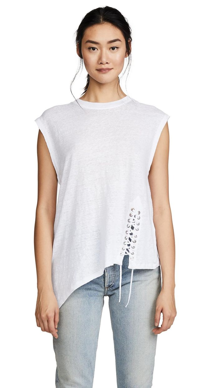 e67db32d5 The One T-Shirt You Can Wear With Everything | Who What Wear