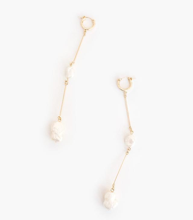 WkndLA Double-Jointed Drop Earrings