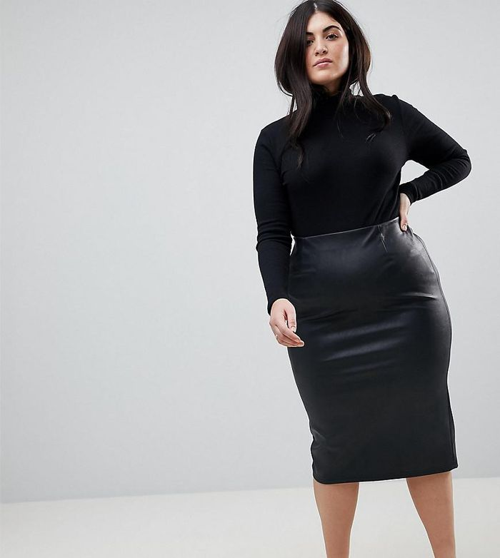 86518cebddb 5 Ways to Wear a Leather Skirt for Summer