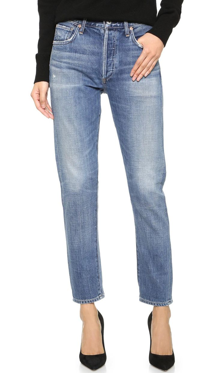 5a82072e732e2 How to Distress Your Denim the Madewell Way | Who What Wear
