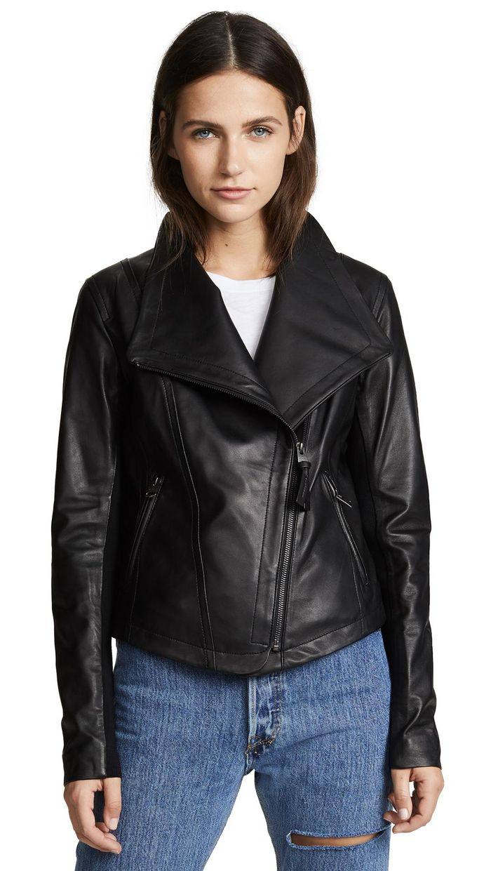 6396c0e73 17 Reasons to Finally Invest in a Leather Jacket This Fall