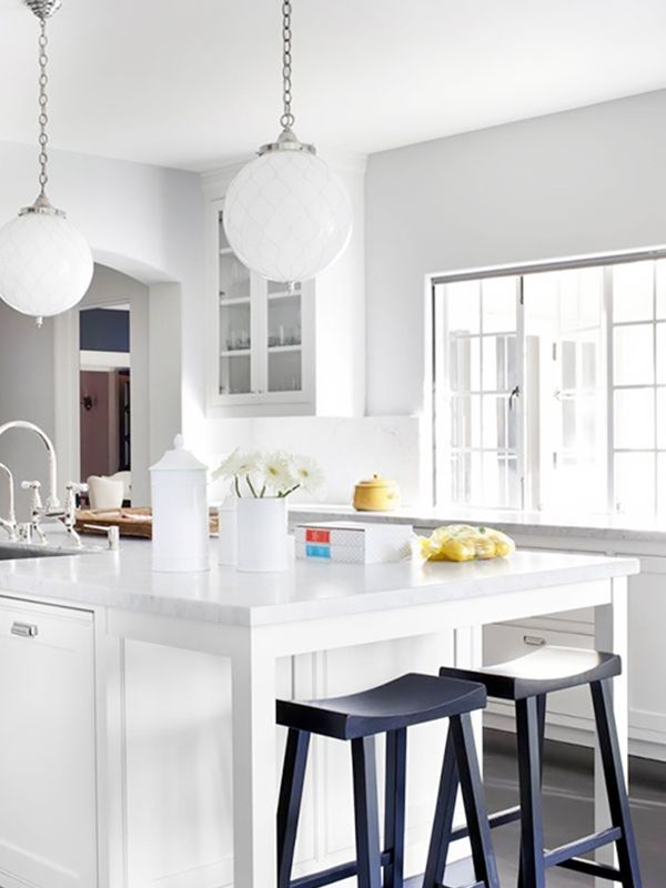 Top Designers Share Their Best Gray Paint Colors MyDomaine - Best gray paint colors for kitchen