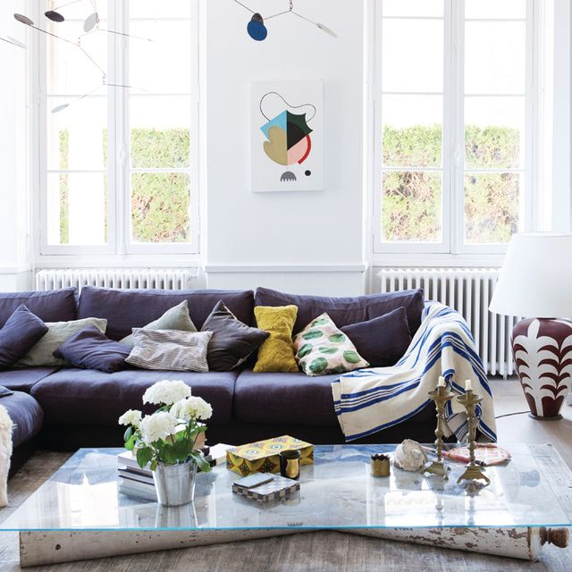 8 Surprising Coffee Table Ideas That Aren't Tables at All