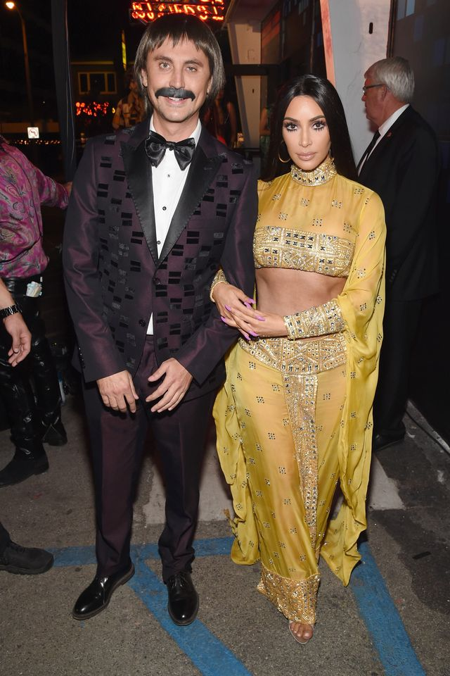 Kim Kardashian West Cher Halloween costume