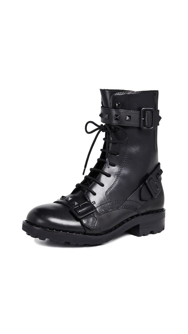 Witch Combat Boots