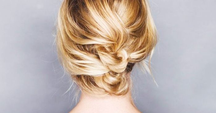 12 Incredibly Chic Updo Ideas For Short Hair Byrdie