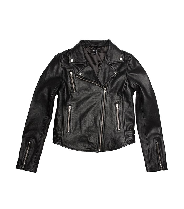 427a4fbd The Best Leather Jackets You'll Wear for the Next 5 Years | Who What ...