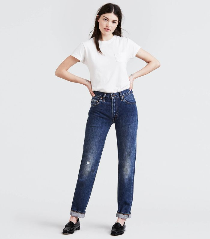 05266337937d60 How to Find the Best Levi's Jeans | Who What Wear