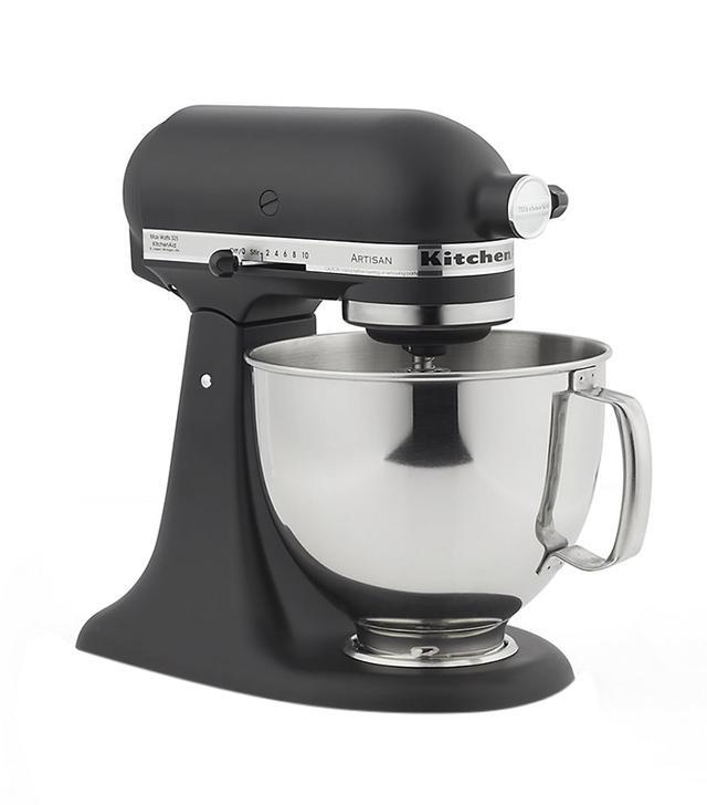 KitchenAid Artisan Matte Black Stand Mixer