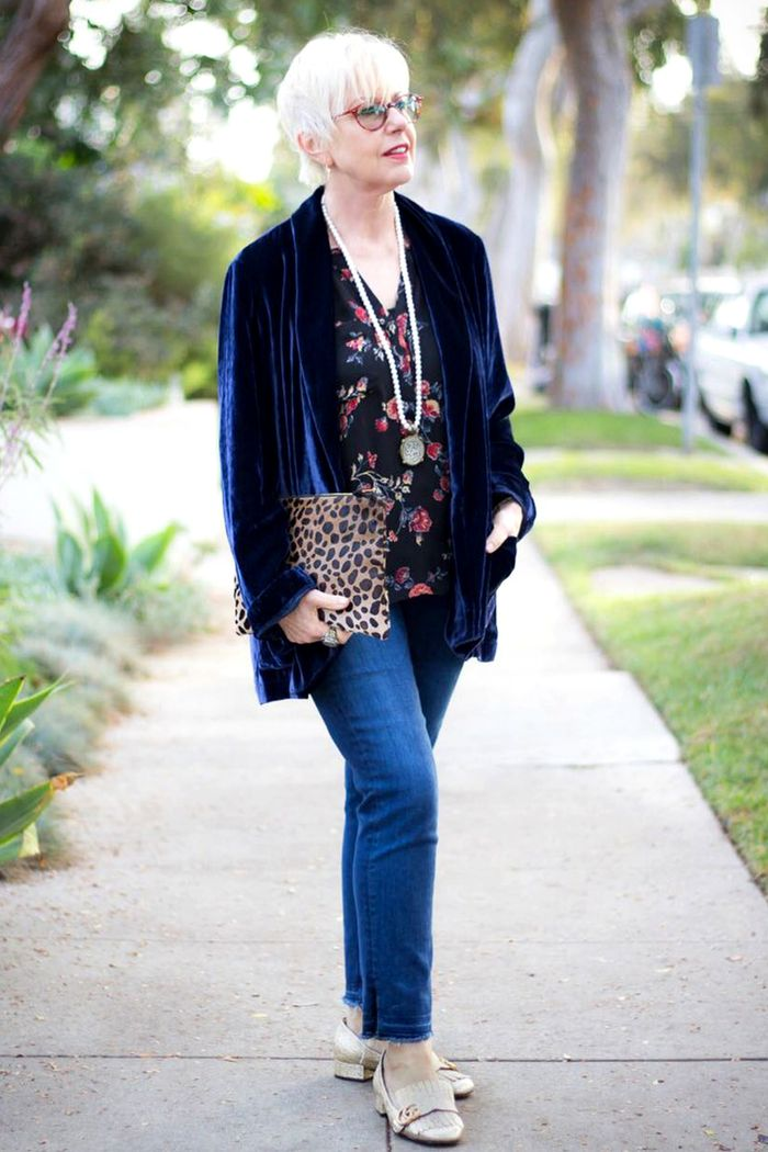 Style Wise: The 7 Best Fashion Blogs For Older Style
