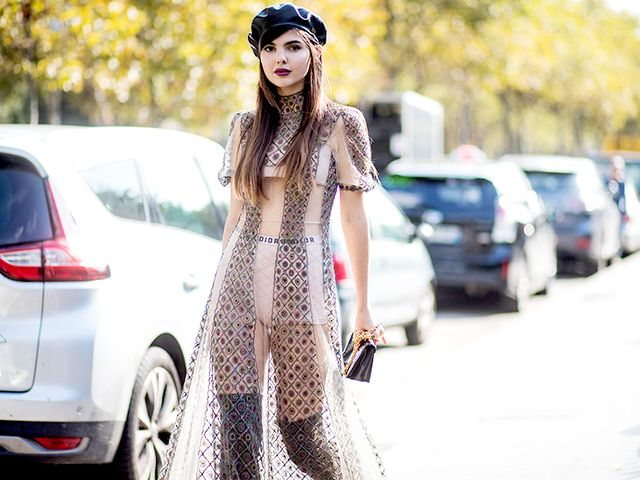 What To Wear Under A Sheer Dress A Shopping Guide Who