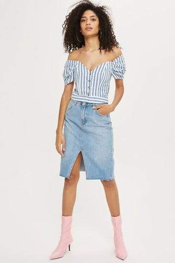 8aa58eec9e The Most Flattering Skirts for Every Height | Who What Wear