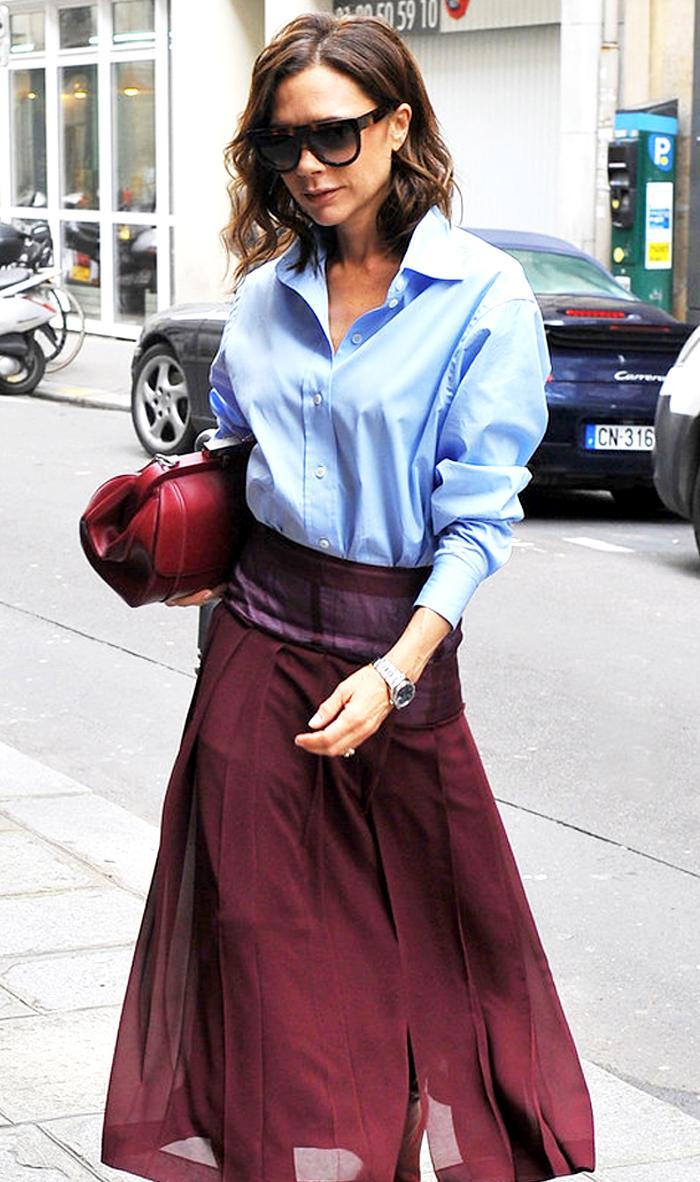 Victoria Beckham's 17 Most Stylish Looks | Who What Wear Victoria Beckham