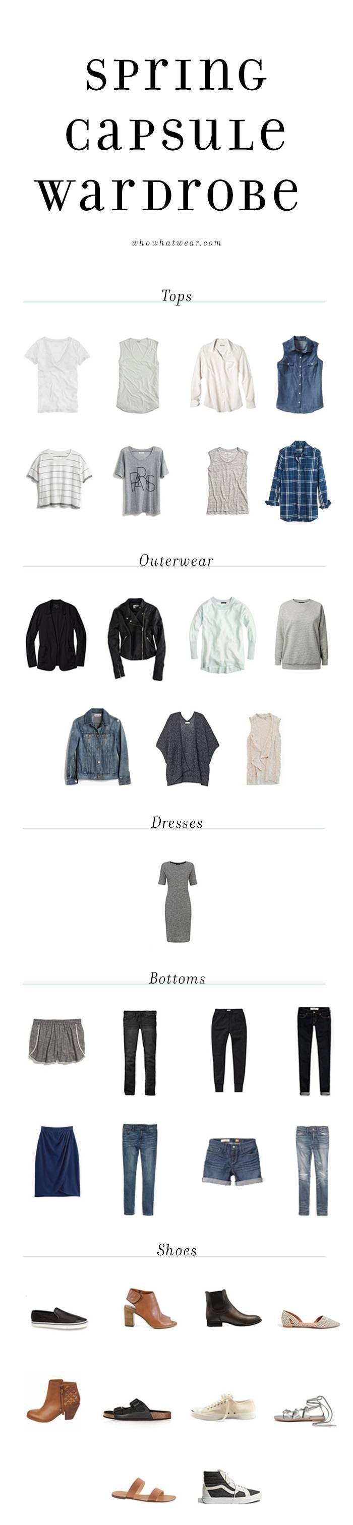 96acafabbe0e5 The Capsule Wardrobe  How to Reduce Your Closet to 37 Pieces