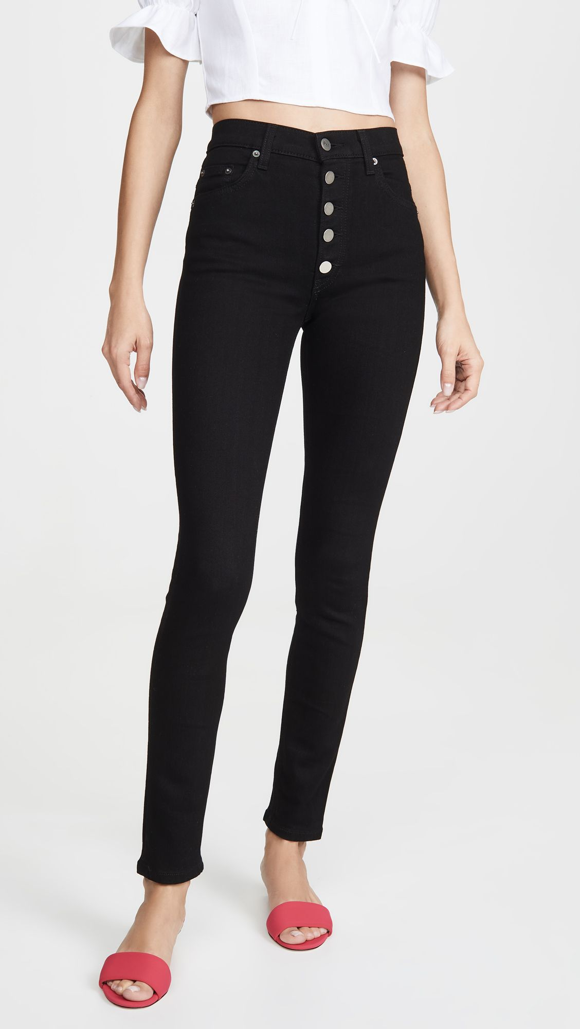 5 Issues Everyone Has With Skinny Jeans (and How to Fix Them) 10