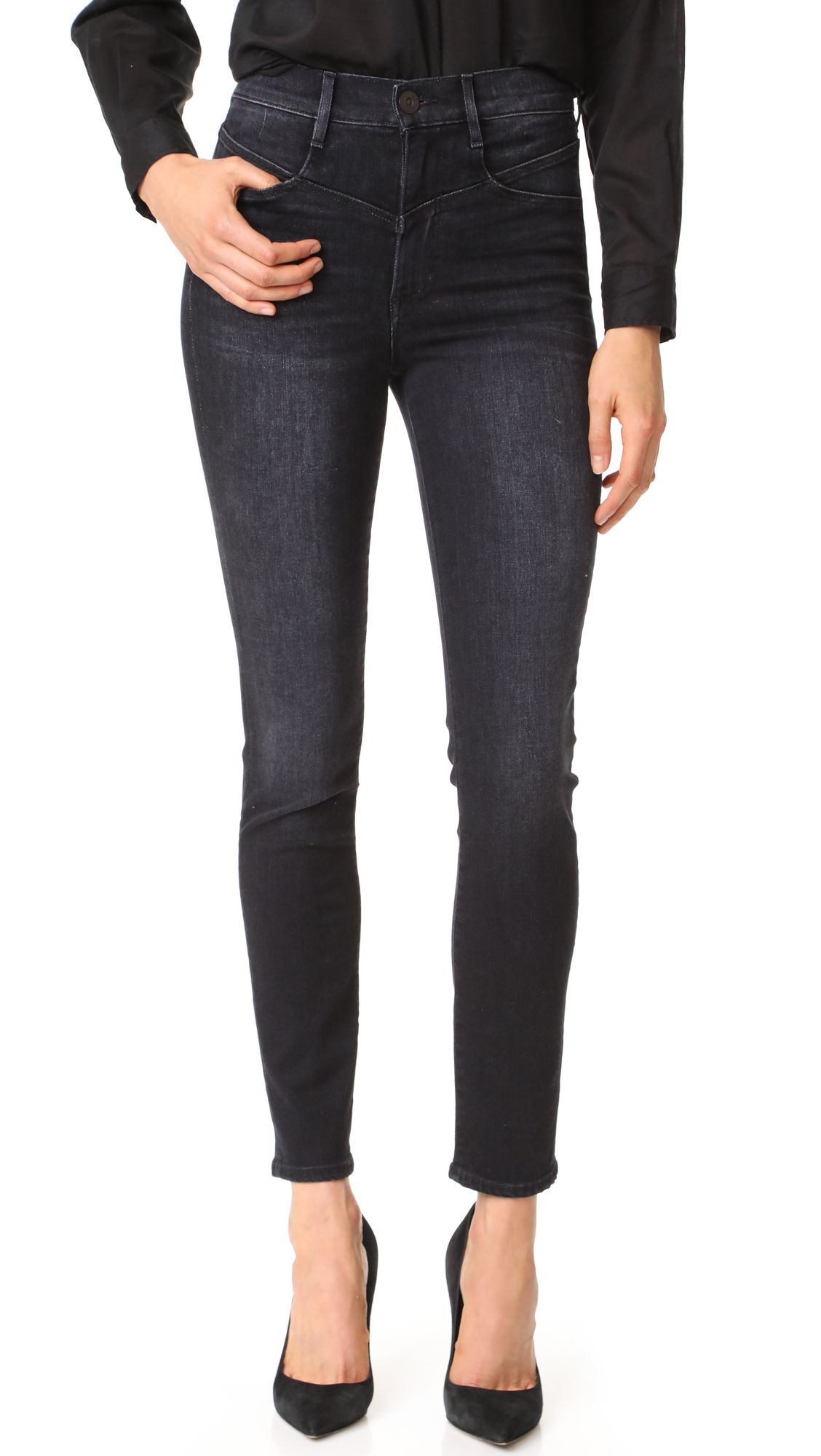 5 Issues Everyone Has With Skinny Jeans (and How to Fix Them) 3