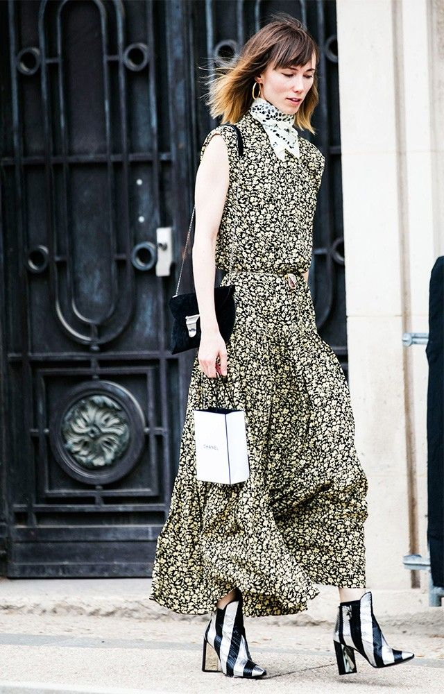 How to Wear a Maxi Dress  ec3558941