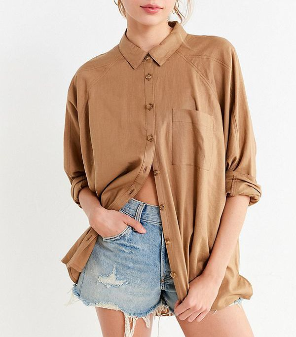 The Best Tops For Big-Chested Women  Who What Wear-8712