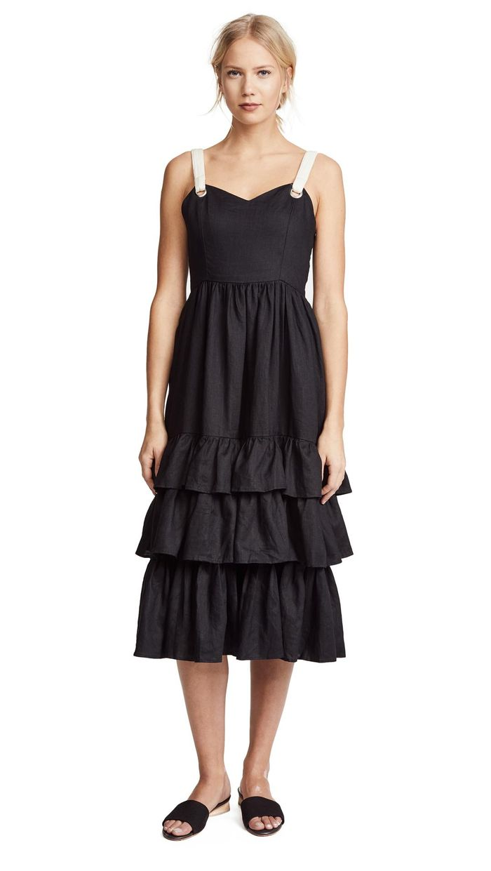 17 Black Dresses You Can Wear to a Wedding  9c4a2f5e1