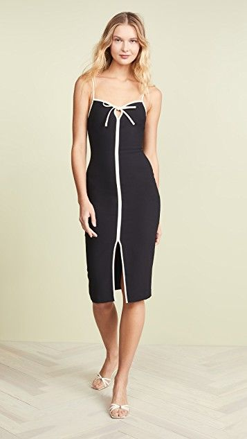 114eeb86741 17 Black Dresses You Can Wear to a Wedding