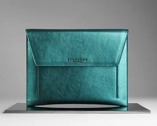 Burberry Prorsum Burberry Prorsum Metallic Leather Digital Case