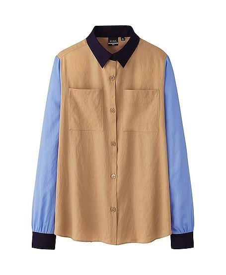 Uniqlo  G.V.G.V. Long Sleeve Shirt