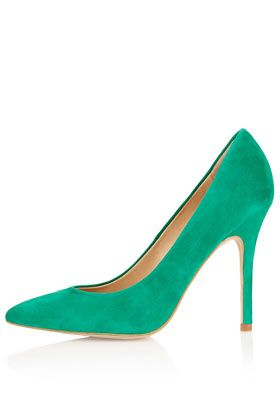 Topshop  Gwenda Pointed Court Shoes