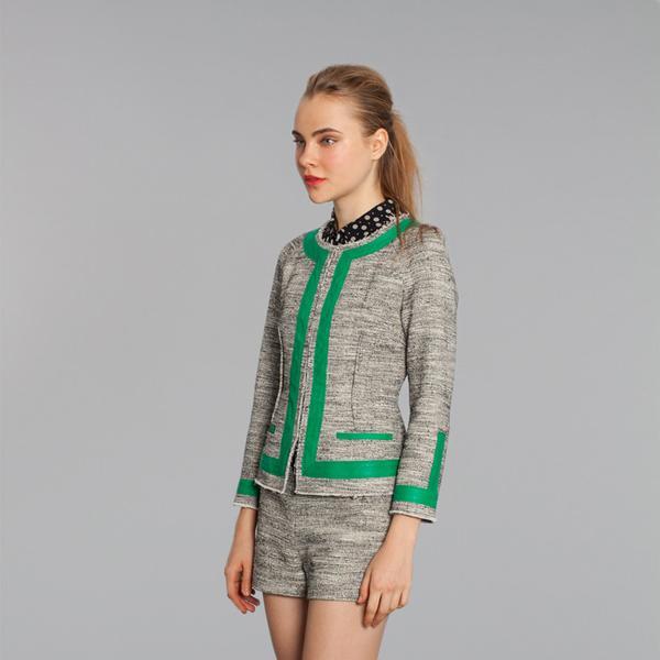 Marissa Webb Juliana Cropped Jacket