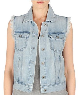 The Heather Vest  AG
