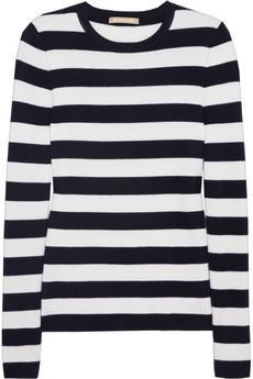 Michel Kors Striped Cashmere sweater
