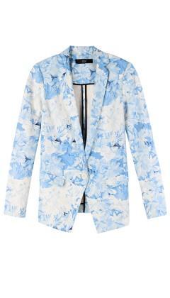 Tibi  Daisies Jacket
