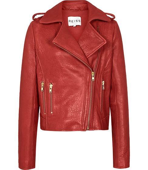 Reiss  1971 Maya Moto Jacket