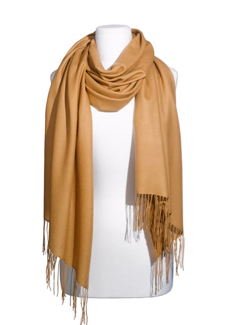 Nordstrom Tissue Weight Wool And Cashmere Wrap