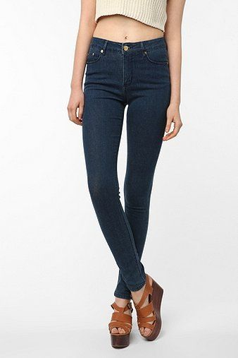 BDG Cigarette High-Rise Jeans