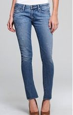 Citizens of Humanity Citizens of Humanity Racer Low-Rise Skinny Jeans
