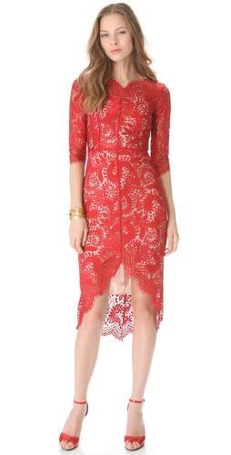 Lover  Horizon Lace Dress