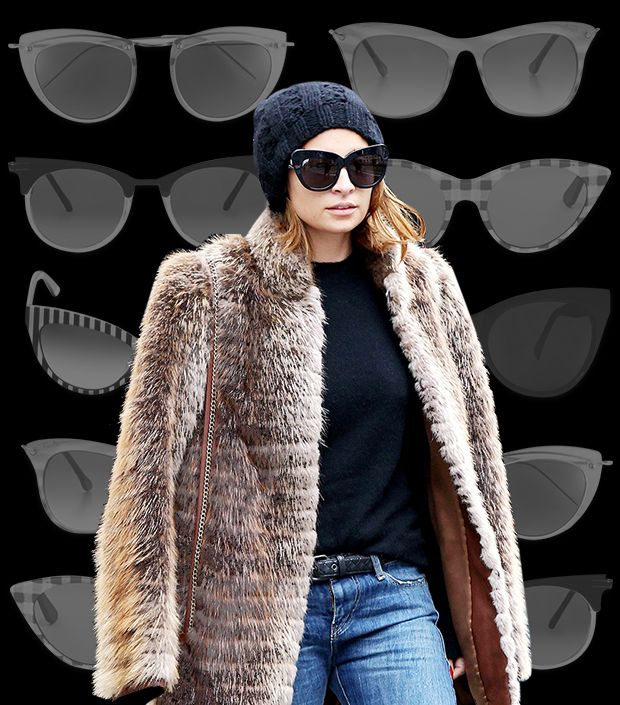 Get Framed! Shop Our Favourite Cat-Eye Sunglasses