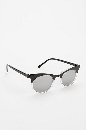 Urban Outfitters  Queen B Cat-Eye Sunglasses