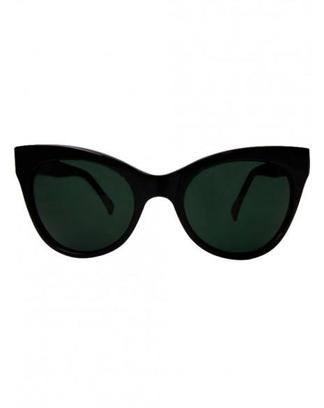 Norma Kamali  Square Cat Eye Sunglasses