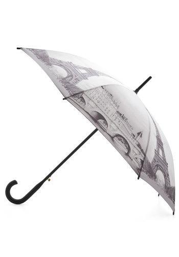 ModCloth  Rain Along the Seine Umbrella