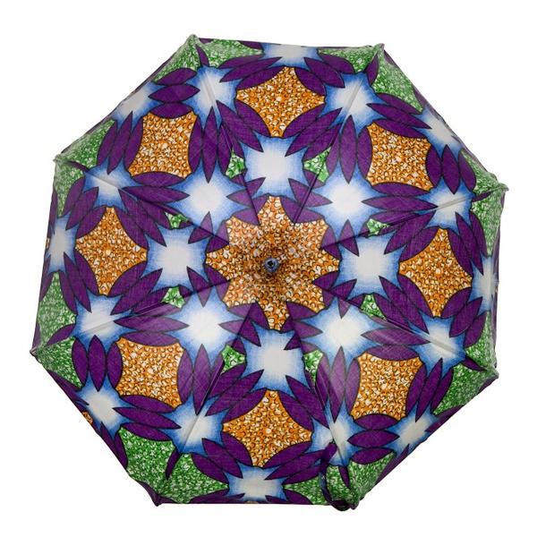 Marisol  Nourbese Purple Umbrella