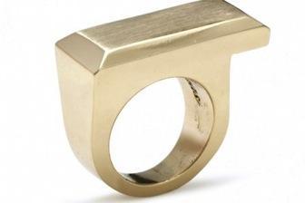 Gabriela Artigas Gabriela Artigas Pedestal Ring