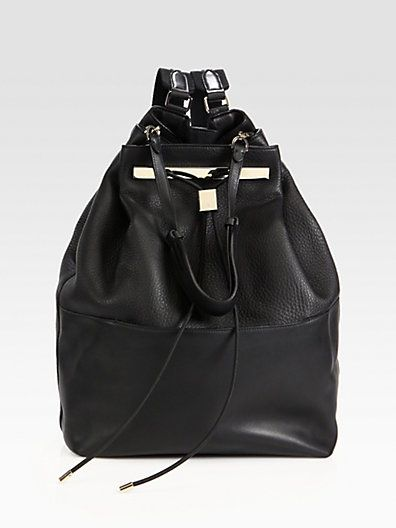 The Row  Convertible Hobo Backpack
